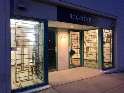 Profile Image: arc.hive artist run centre