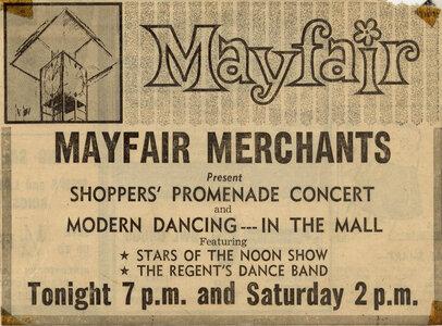 Photo- Regents Mayfair Ad 2  -   The Regents