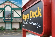 Profile Image: Upper Deck (in the Gorge Travelodge)