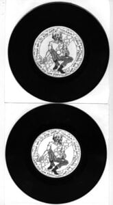 Photo- Neos Labels For 2nd EP (can And U.s. Pressings)  -   The Neos