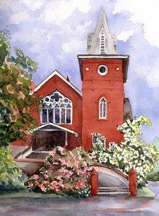 Profile Image: Oak Bay United Church