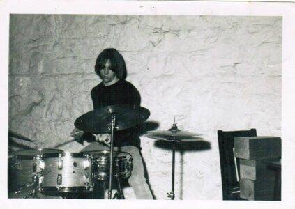 Photo- Britt Hagarty Club A Gogo circa 1966  -   Blues X Five