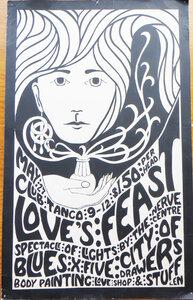 Photo- Club Tango Blues X 5 Love\'s Feast  -   Blues X Five