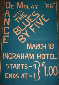 Photo- Bb5ingraham1966pstr  -   Blues X Five