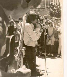Photo- Blues X Five Centennial Square July 1 1967  -   Blues X Five