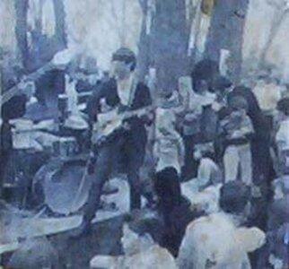 Photo- Bb5beaconhillparklovein March1966  -   Blues X Five