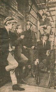 Photo- Blues X Five 1965 Prpic 2  -   Blues X Five