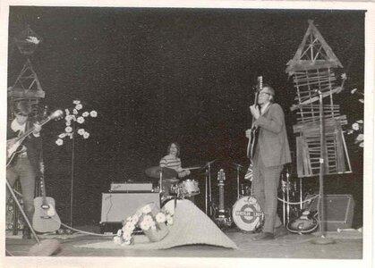 Photo- July 1966  -   Blues X Five