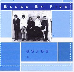Photo- Bb5cdcvrfrnt  -   Blues X Five