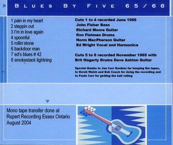 Photo- Bb5cdcvrbk  -   Blues X Five