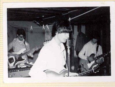 Photo- John,dick,norm  -   Blues X Five