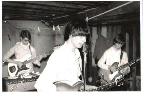 Photo- Bb5rehearsal  -   Blues X Five