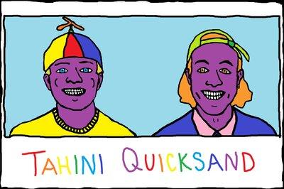 Profile Image: Tahini Quicksand