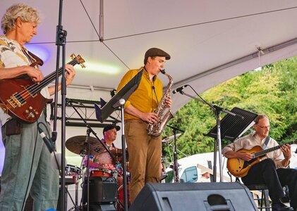 Photo -   Tim Johnson Quartet