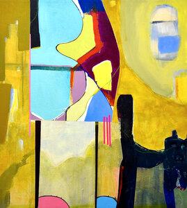 I walk the Dog by  Anna C Curtin