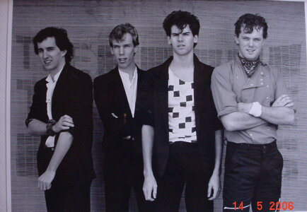 Photo -   Trouble Boys