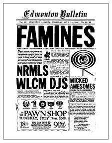 Profile Image: the Famines