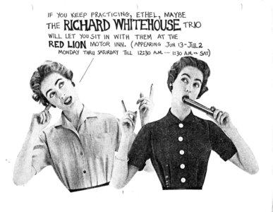 Photo- Richardwhitehousetrio Red Lion Inn  -   Red Lion Motor Inn