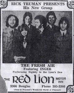 Photo- Freshairredlionad  -   Red Lion Motor Inn