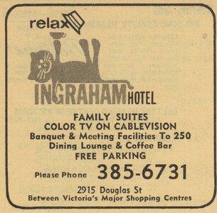 Photo -   Ingraham Hotel  - Photo Credit:  Glen Moffard