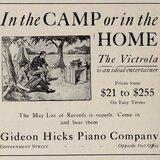 Profile Image: Gideon Hicks Piano Company