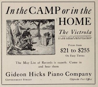 Photo -   Gideon Hicks Piano Company