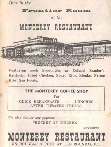 Profile Image: Monterey Restaurant