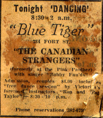 Profile Image: The Blue Tiger