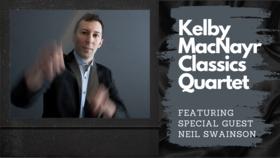 Kelby MacNayr & Friends: Kelby MacNayr @ Hermann's Jazz Club Oct 27 2021 - Oct 28th @ Hermann's Jazz Club