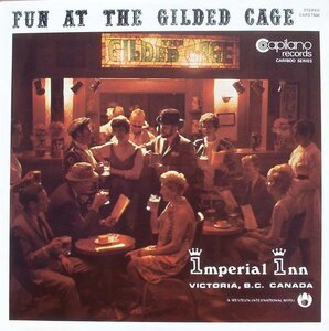 Photo- Gildedcagealbumcvrfrnt  -   Gilded Cage