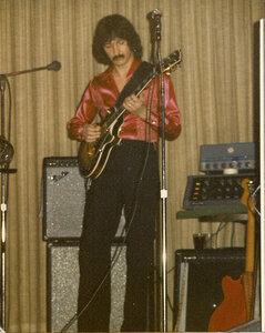 Photo- Wayne Peters & Homebrew Big Eye Cabaret 1977a Cropped  -   Big Eye Cabaret