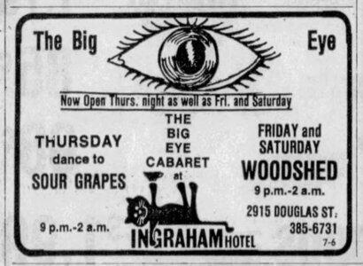 Photo -   Big Eye Cabaret