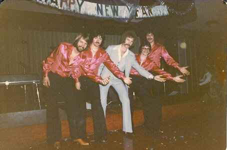 Photo- Wayne Peters & Homebrew Big Eye Cabaret 1977cropped  -   Big Eye Cabaret