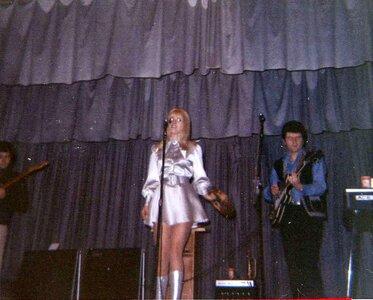 Photo- The Poppy Family 03 01 1969 Oak Bay High School  -   O.B.Y.C.  - Photo Credit:  Ron Wright