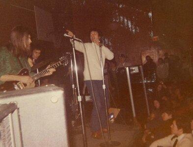 Photo- The Collectors 01 25 1969 Oak Bay Jr. High School  -   O.B.Y.C.  - Photo Credit:  Ron Wright