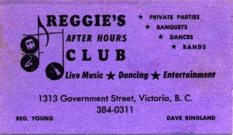Profile Image: Reggies Club
