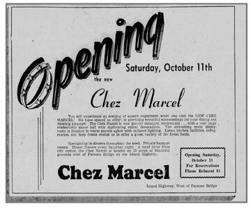 Photo -   Chez Marcel