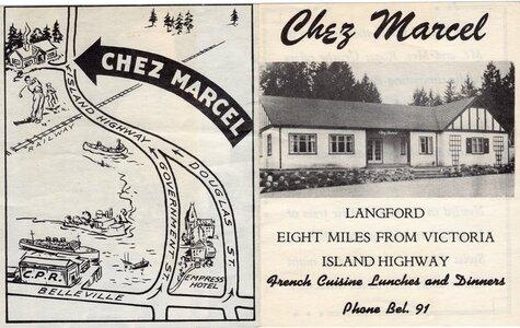 Photo- Chez Marcel Ad  -   Chez Marcel