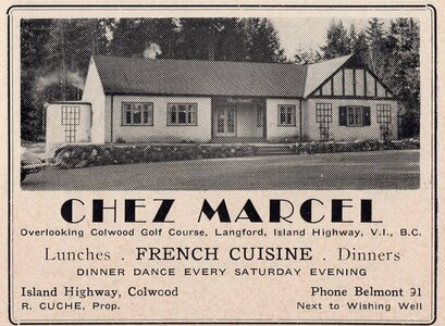 Photo- Chez Marcel Ad 1  -   Chez Marcel