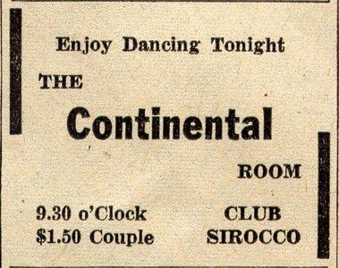Photo- Club Sir OCCO Tc Ad 1952  -   Club SirOCCO