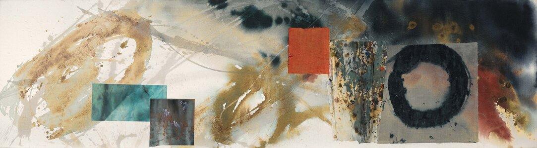 """Reflected Elements I"" by  Heather Midori Yamada"