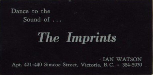 Photo- Imprintsbc  -   The Imprints