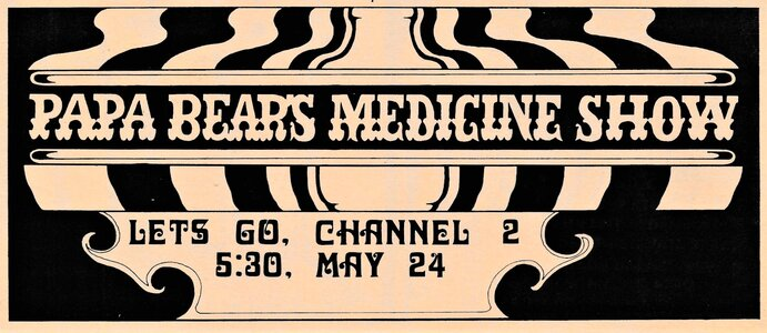 Photo- Credit Rob Frith  -   Papa Bears Medicine Show