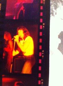 Photo- Ares With Nigel Hawkins Bacchanalia 1977  -   Bacchanalia Cabaret
