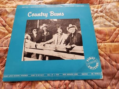 Photo -   Country Bums  - Photo Credit:  Lennie McDonald