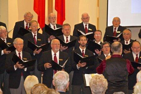 Photo -   Victoria Male Voice Choir