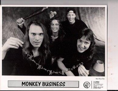Photo -   Monkey Business  - Photo Credit:  Victor Deszo