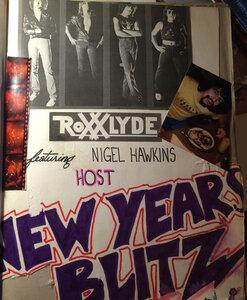 Photo- New Years Eve poster Sunset Cabaret  -   Sunset Cabaret  - Photo Credit:  Nigel Hawkins