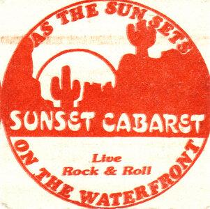 Photo- Credit Judy Riddell  -   Sunset Cabaret