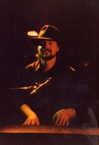 Photo- Powder Blues at the Sunset Cabaret Willie MacCalder  -   Sunset Cabaret